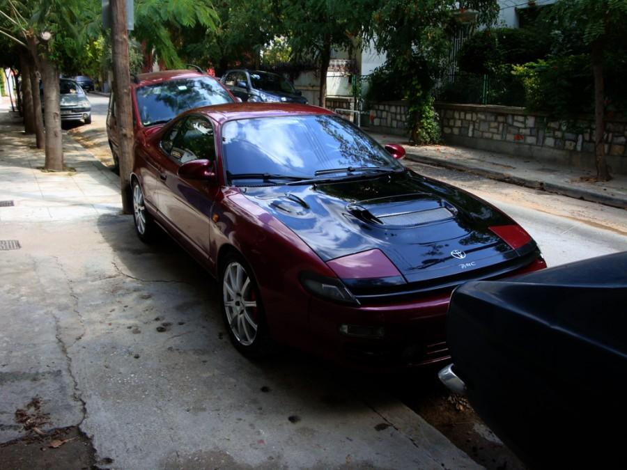 Celica GT4