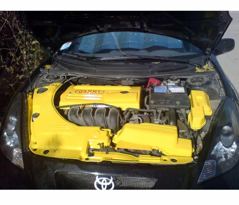 Πλαστικά κινητήρα